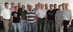 Teilnehmer Hypercom 2011
