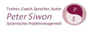 Peter Siwon, Trainer, Coach, Sprecher, Autor, systemisches Projektmanagement
