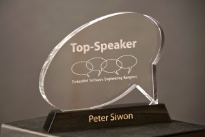 Projekt Vortrag: TOP-Speaker Peter Siwon