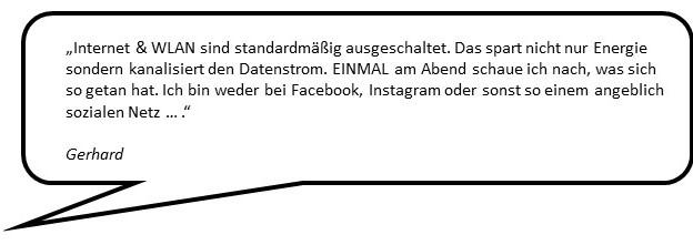 Zitat Gerhard digitale Hyperaktivität
